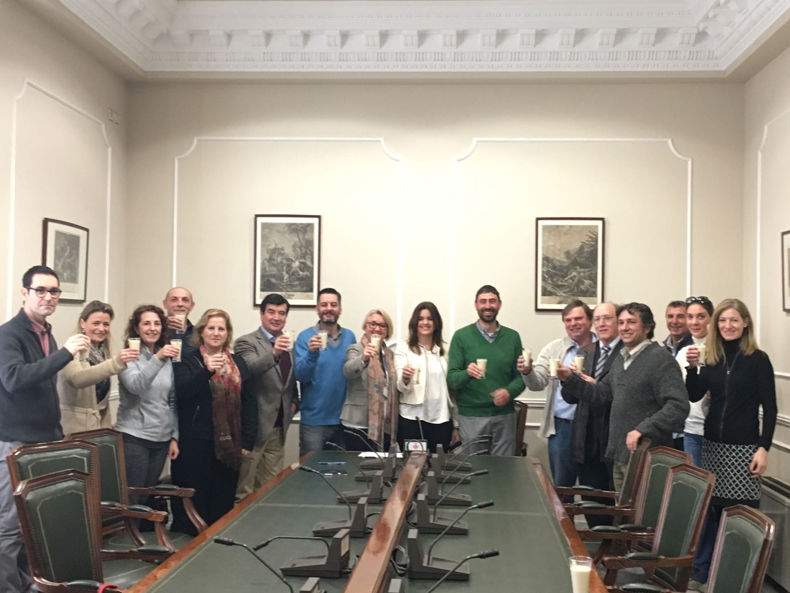 La D.O. Chufa de Valencia y el Ayuntamiento de València firman un convenio de colaboración