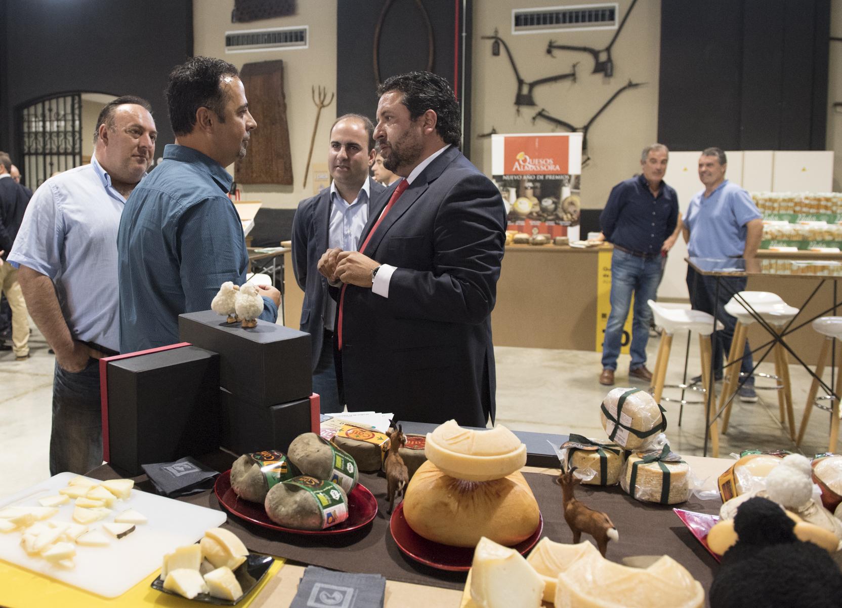 Diputación convertirá los centros de producción locales en productos turísticos a través de la 'Ruta de Sabor'