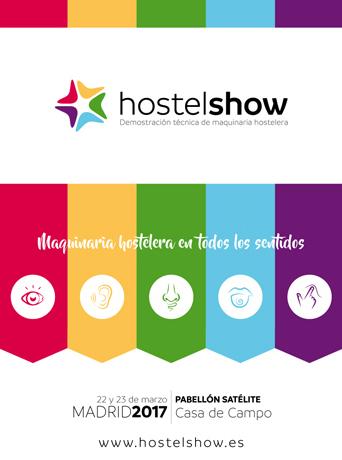 HostelShow, Salón de Maquinaria y Equipamiento Hostelero para Distribuidores e Instaladores