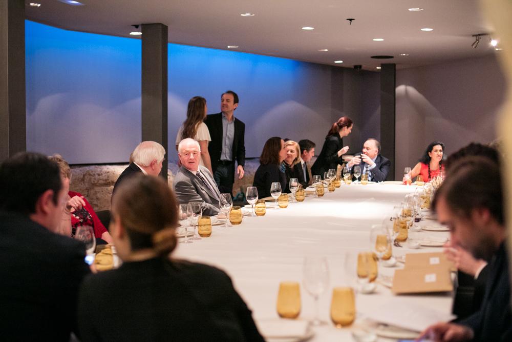 Se inaugura la primera sociedad gastronómica internacional en Valencia