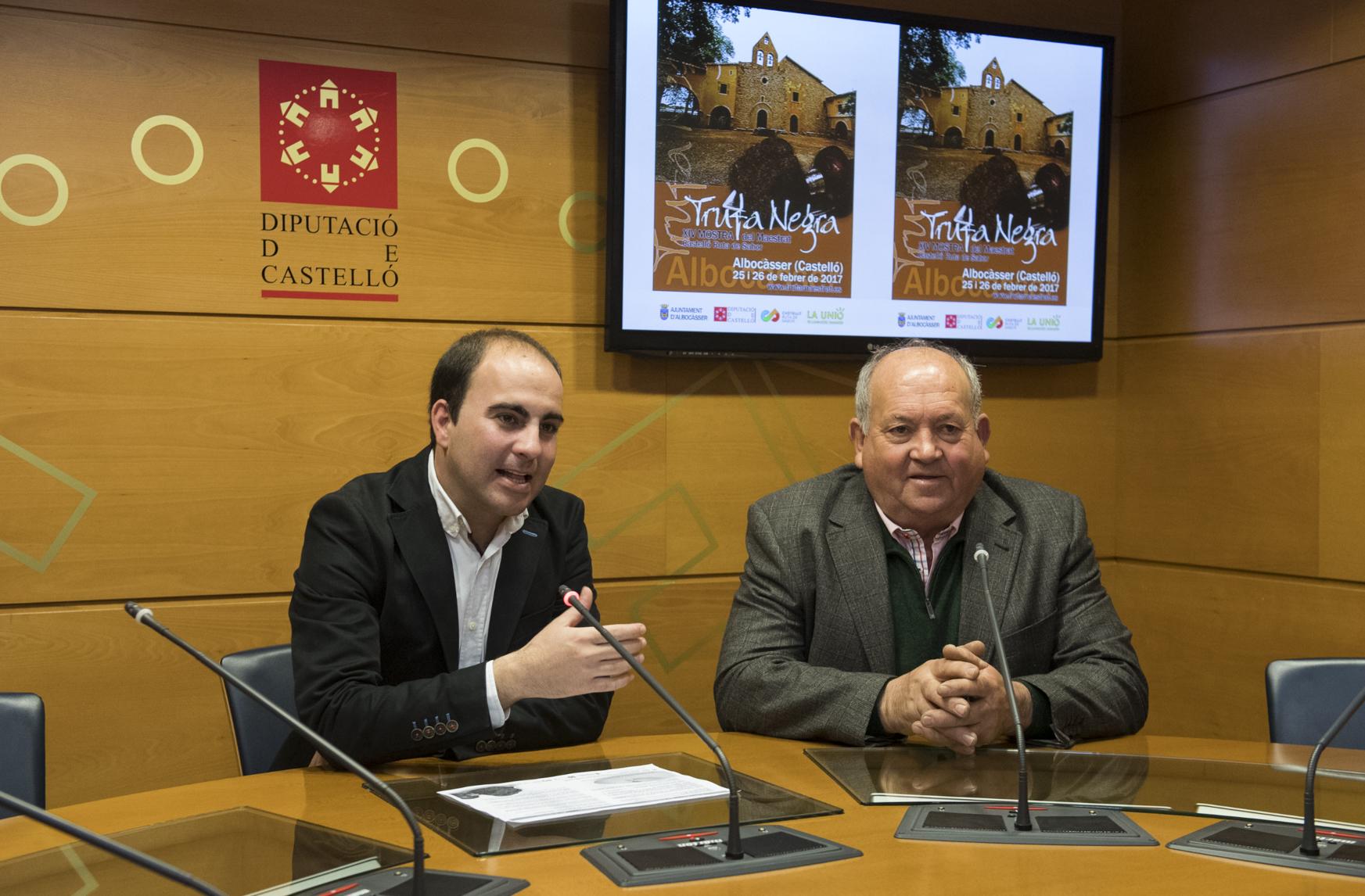 Diputación consolida el patrimonio gastronómico como generador de riqueza en el interior de la provincia