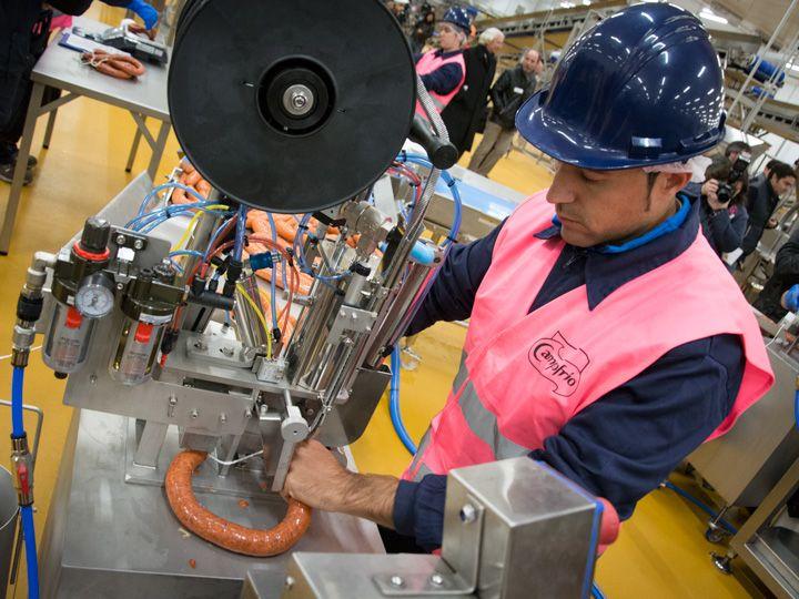 Campofrío Food Group, líder en digitalización con la solución Cisco Connected Factory