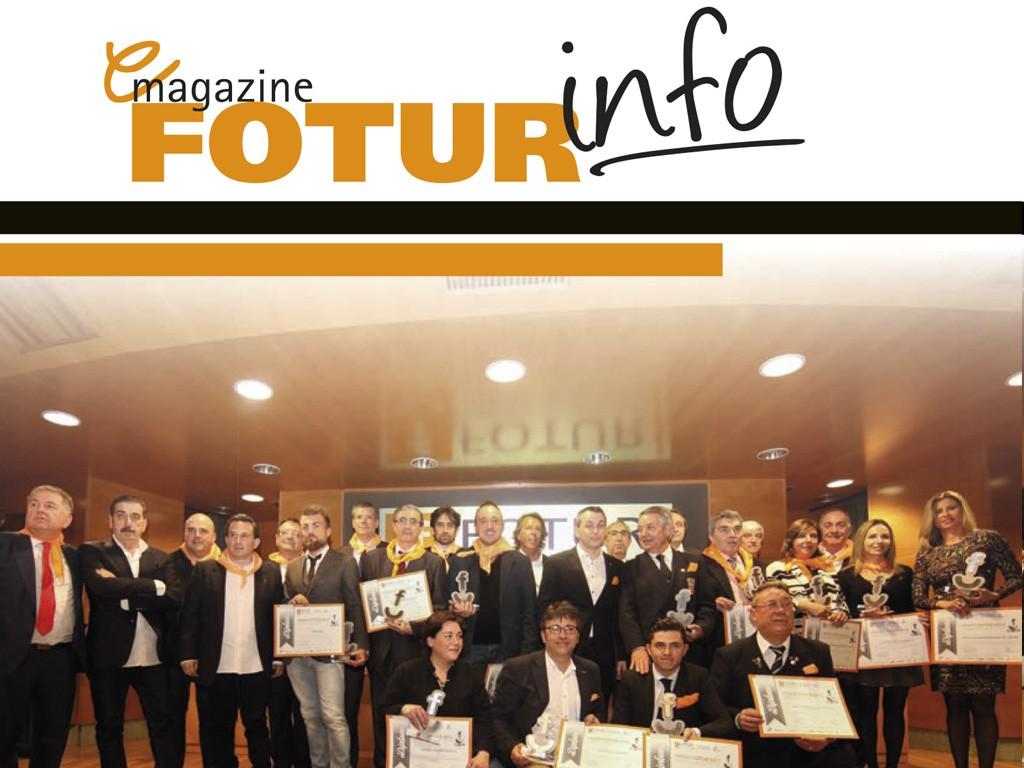 FOTUR celebra su XLII gala anual de empresarios del ocio, turismo y juego de la Comunitat Valenciana