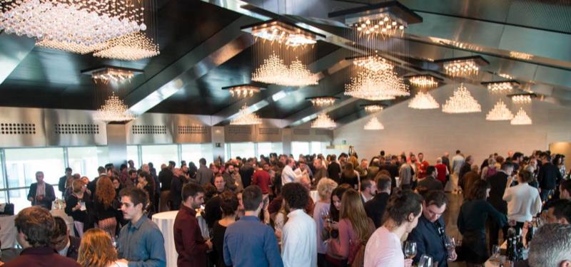 La decimosexta edición de la Experiencia Verema Valenciacierra sus puertas con más de 2.500 asistentes ymás de 90 bodegas expositoras.