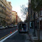 FOTUR se posiciona en contra de la decisión de la supresión de algunas plazas de aparcamiento nocturno en el carril bus