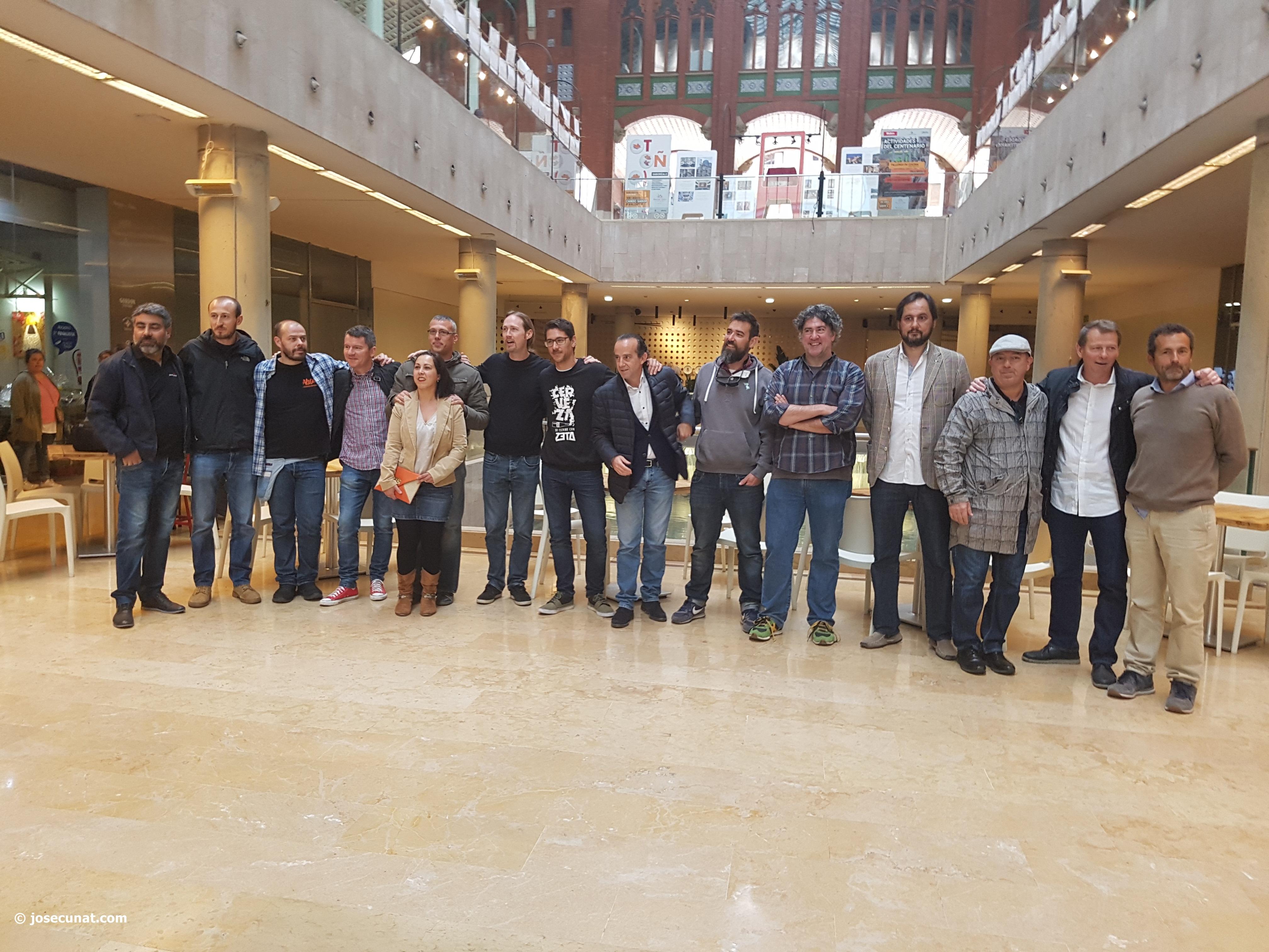 La primera València Beer Week reúne a una treintena de empresas cerveceras valencianas en una semana frenética