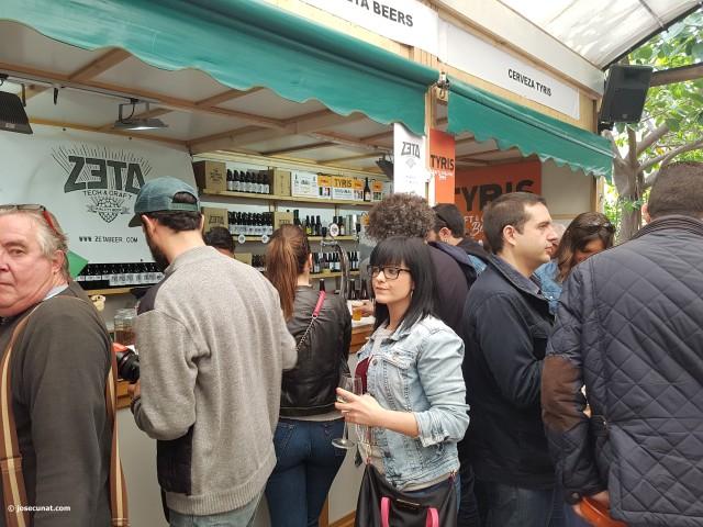 I Valencia Beer Week feria de la cerveza #MostraVa2017 en Valencia