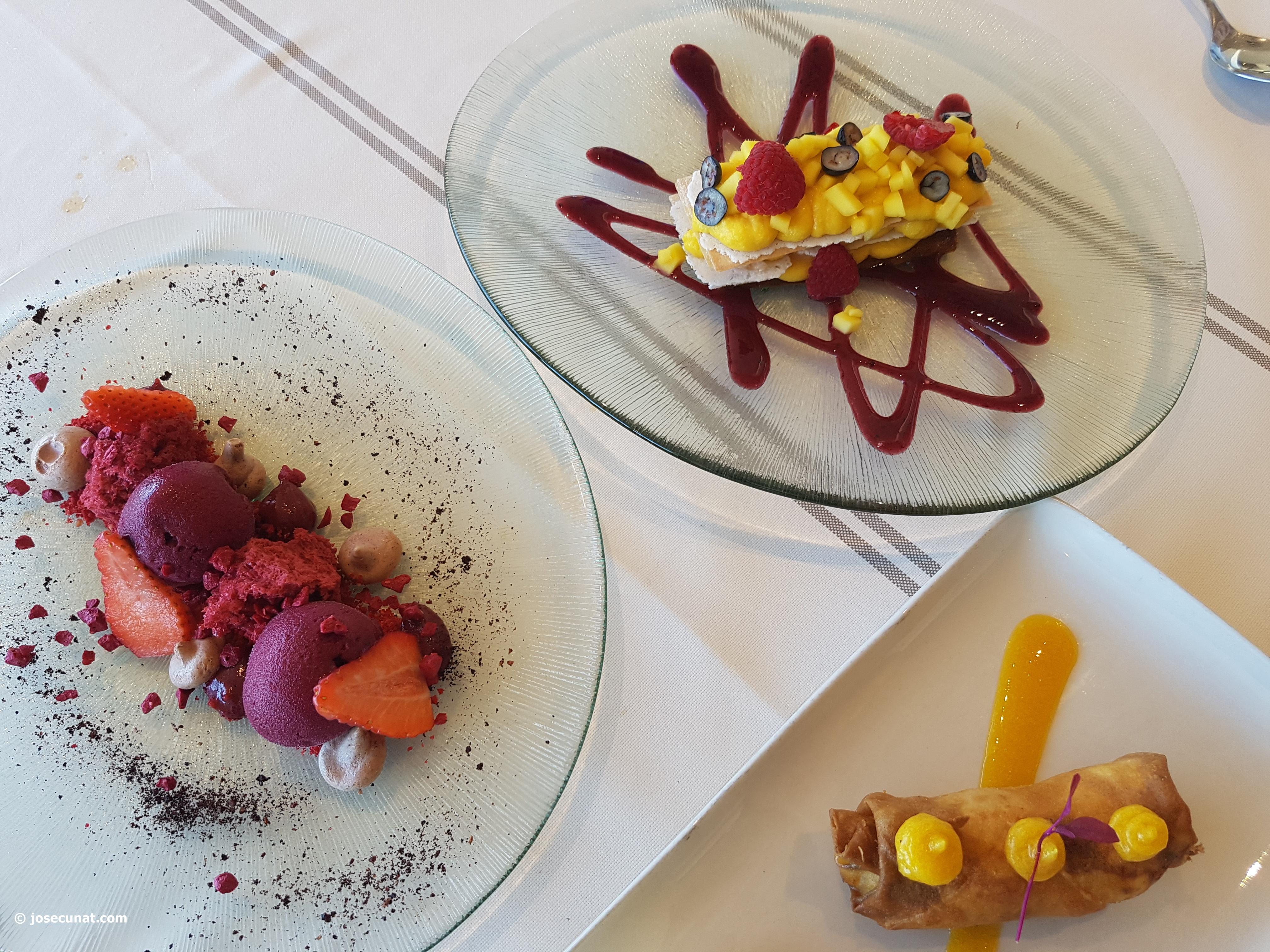 La ferrera valencia pinedo crujiente de queso de cabra - Restaurante en pinedo ...