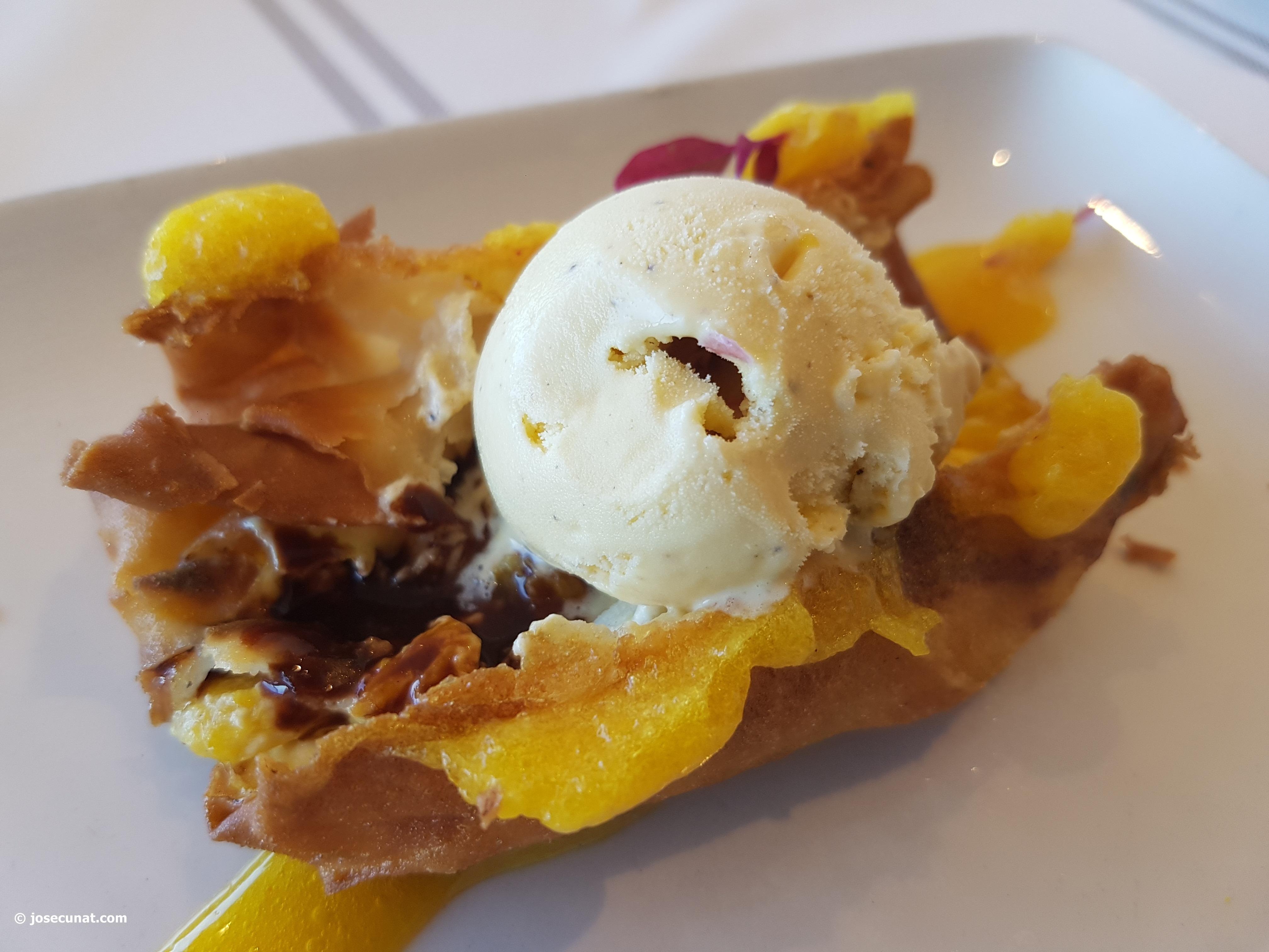 La ferrera valencia pinedo crujiente de queso de cabra 20170329 150617 141 valencia gastron mica - Restaurante en pinedo ...