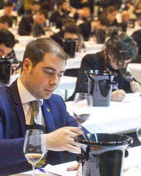 Los mejores sumilleres de España se ponen a prueba en el 31 Salón de Gourmets