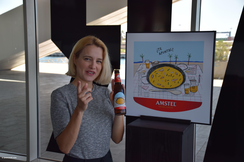 Valencia protagoniza la nueva Edición Especial de Amstel
