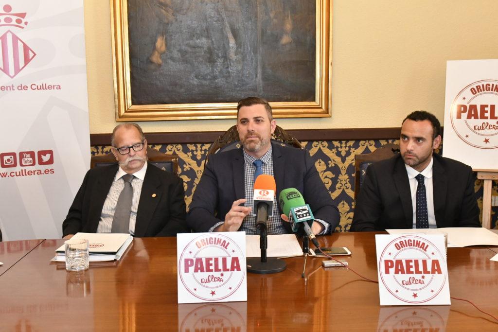 El II Concurso Nacional de Paella de Cullera arranca este miércoles