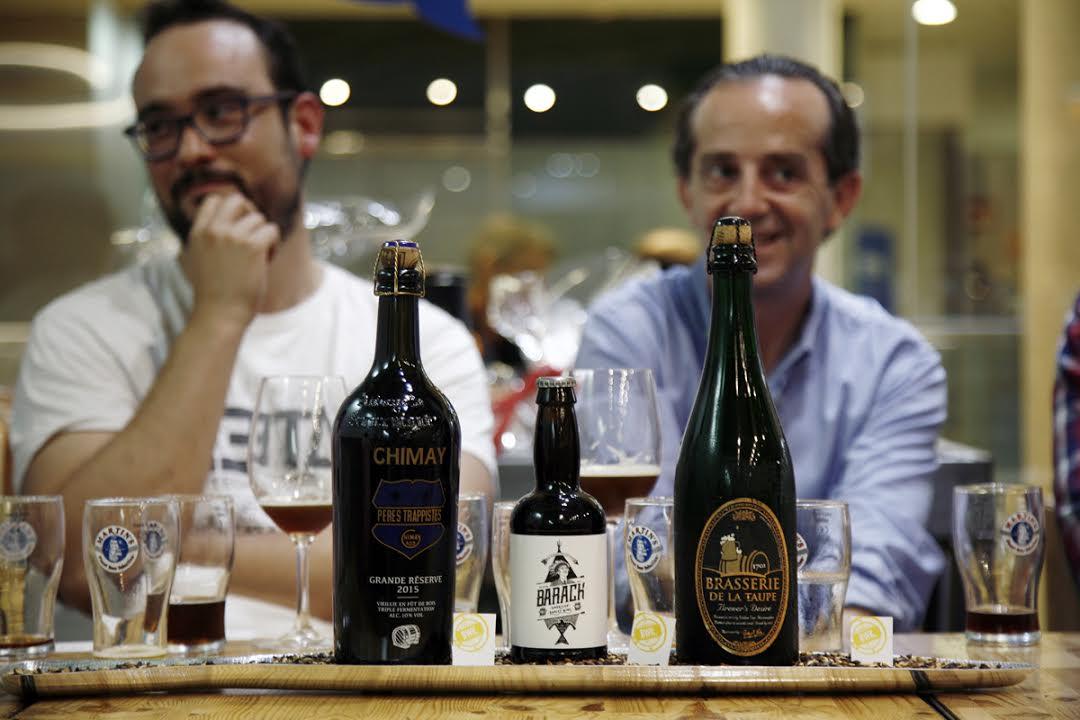Las Cervezas del Mercado by BWK acogen la mesa redonda sobre las cervezas  envejecidas en barrica, como los vinos
