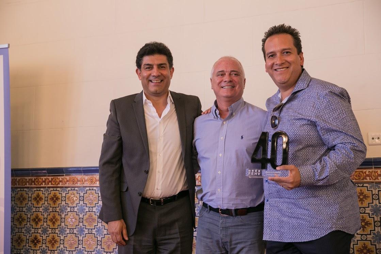 Ameyal reconocido por la FEHV con el premio Diseño en Hostelería