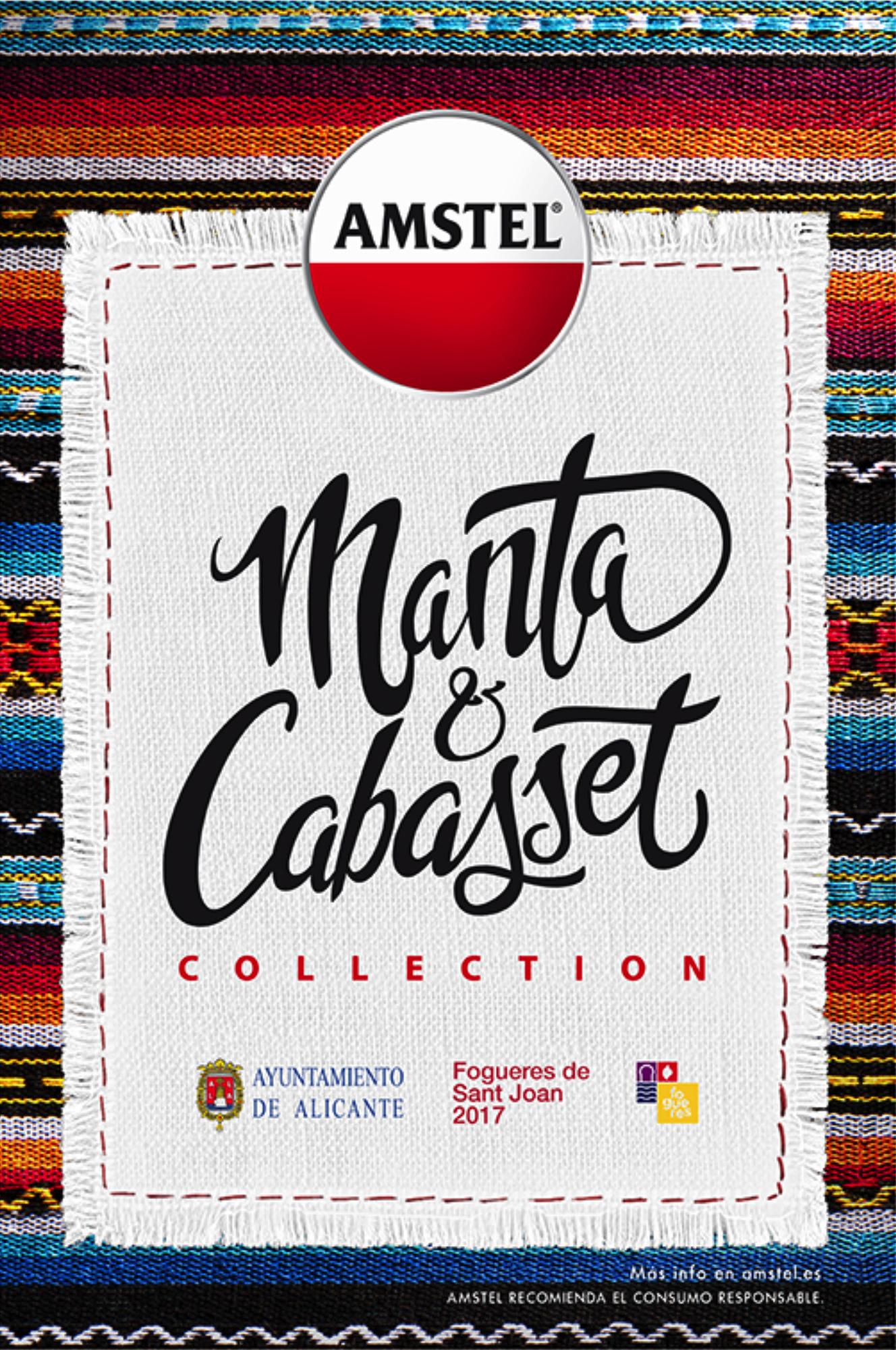 Amstel reúne artes plásticas, moda y pirotecnia el próximo 17 de junio en la plaza de los Luceros
