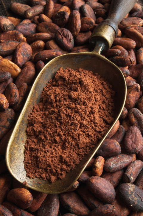 El cacao natural ayuda a regular nuestras defensas