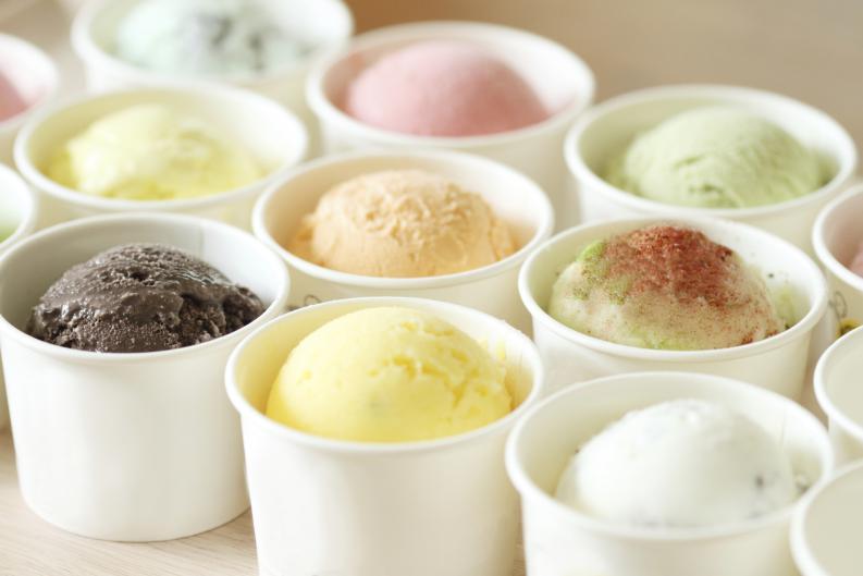 El helado 'vegano', que excluye todo producto de origen animal, comienza a abrirse paso en las heladerías artesanas