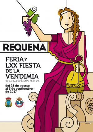 LXX Fiesta de la Vendimia de Requena