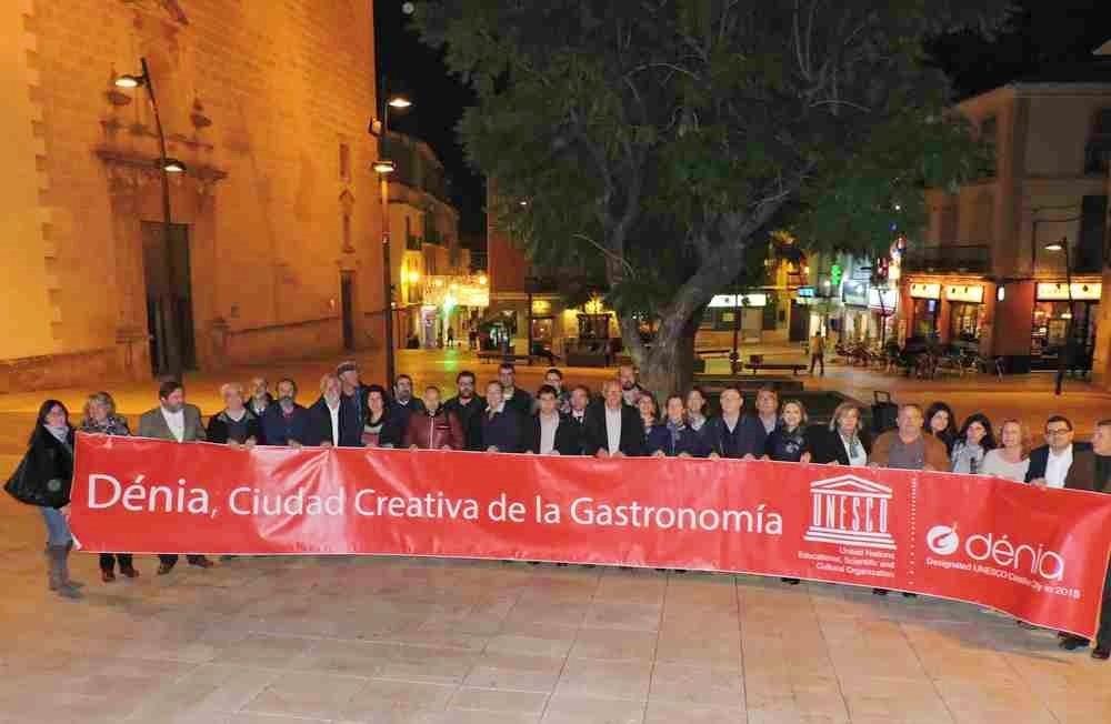 Turisme colabora con la promoción de Dénia como Ciudad Creativa Gastronómica de la Unesco