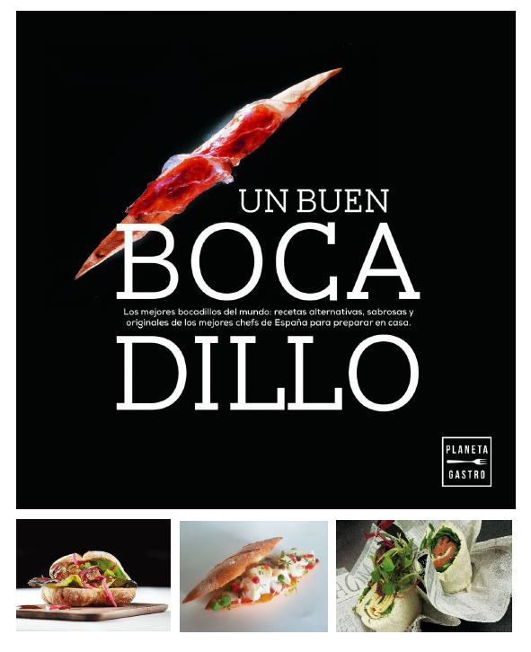 Un buen bocadillo un libro coordinado por CARLOS CRESPO – Valencia ...