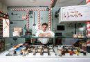 Rocambolesc, la rompedora heladería del chef Jordi Roca, en la estación del norte del 14 al 16 de septiembre