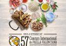 Todo listo para la 57ª edición del Concurso Internacional de Paella Valenciana de Sueca