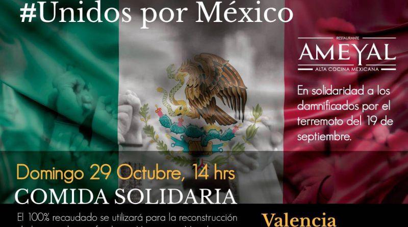 Ameyal reconstruirá una vivienda destruida por el terremoto de México