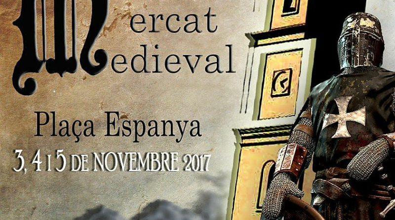 AAlgemesí, celebrará en el barrio de El Carrascalet, su Mercado Medieval los próximos días 4 y 5 de Noviembre