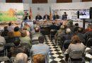 Cocineros alicantinos y empresarios del sector se dan cita en el Palacio Provincial para reflexionar sobre las cualidades gastronómicas del arroz bombón