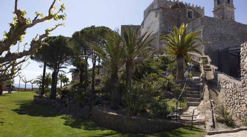 La Diputación de Castellón recreará el huerto que en el siglo XIV tuvo el Papa Luna en el Castillo de Peñíscola