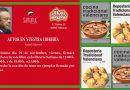 Rafael Mármol continua estas fiestas con la firma de sus populares libros de recetas