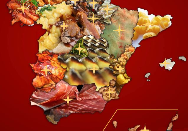 Los platos típicos de Navidad de cada comunidad española