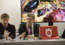 La asociación de la Cassola de Sant Blai presenta su proyecto en FITUR junto a la delegación de la ciutat de Torrent
