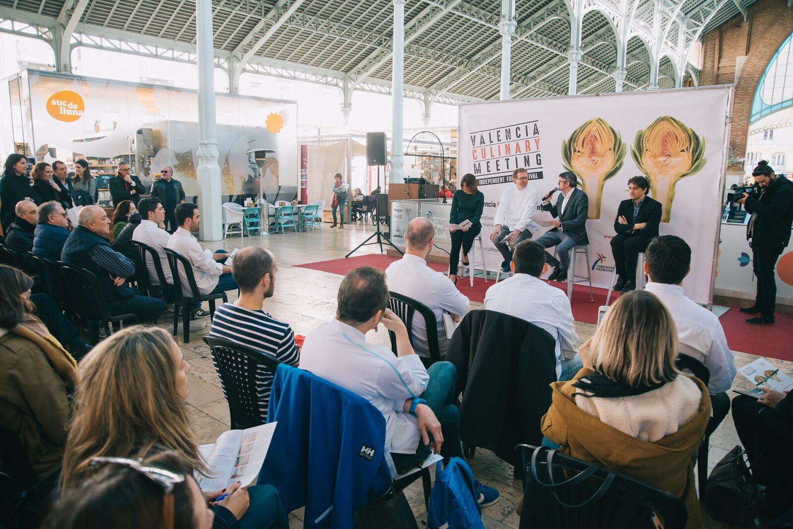 Valencia Culinary Meeting se celebra del 25 de febrero al 3 de marzo