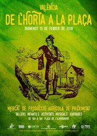 De l'horta a la plaça. Mercado de producción agrícola de proximidad