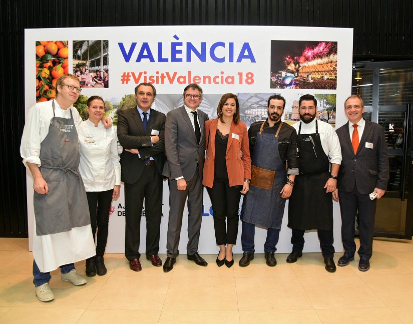 València deslumbra en Madrid de la mano de sus estrellas