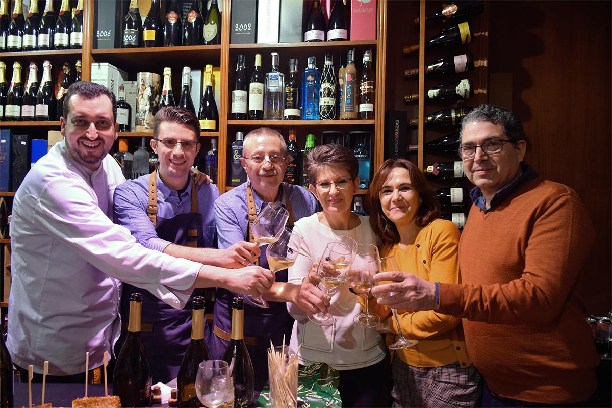 El Showcooking gourmet de Mantequerías Ferrero celebra su segunda edición.
