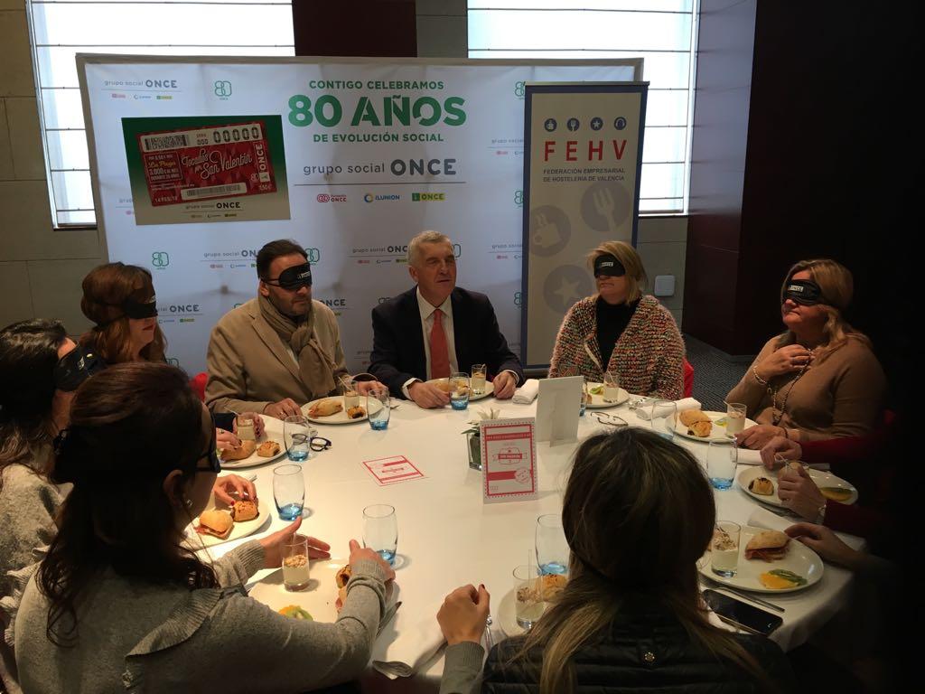 Los restaurantes valencianos invitan a celebrar la semana del amor