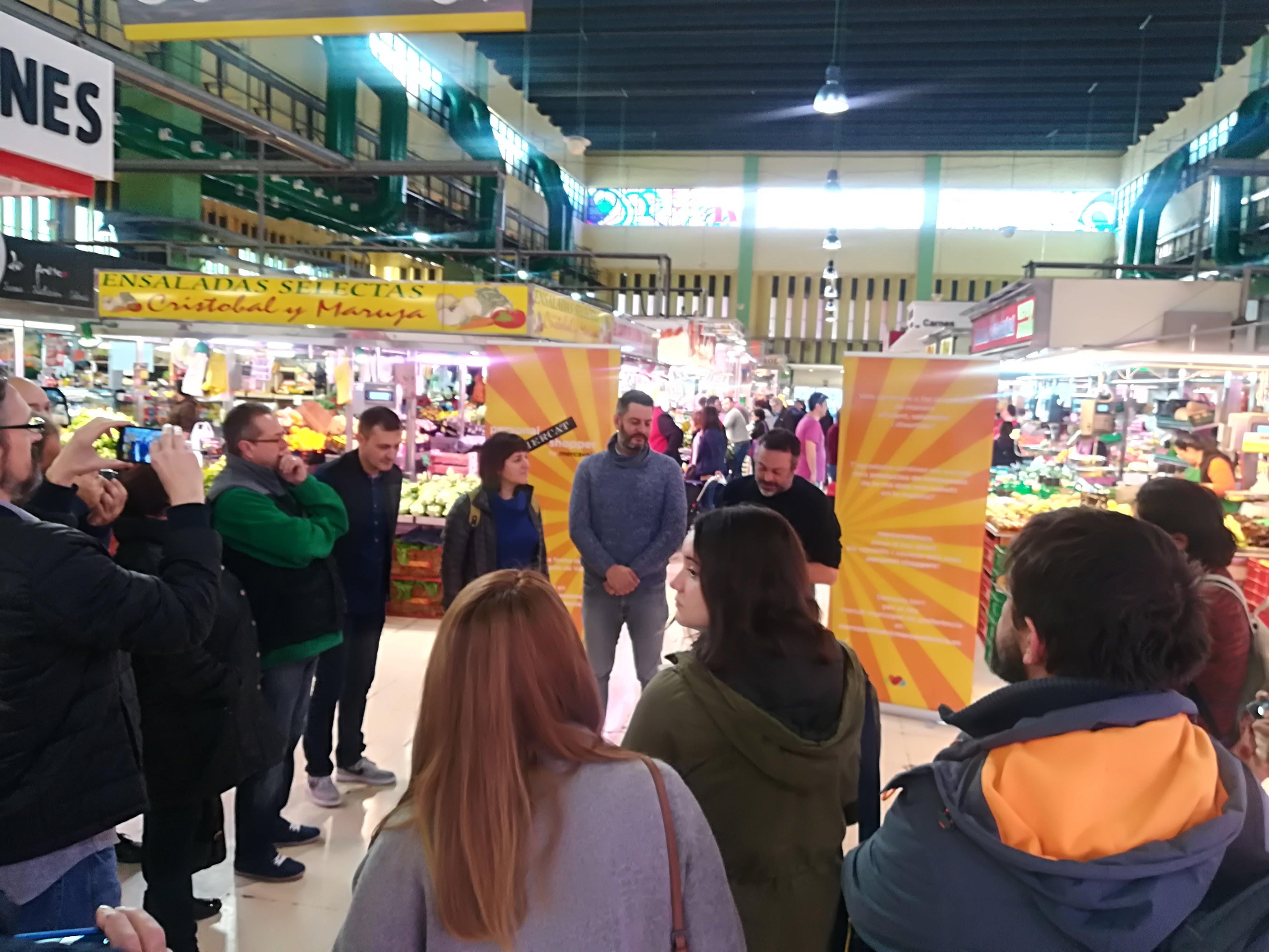 Mercavalència presenta su novedosa iniciativa 'Personal Mercat Shopper'