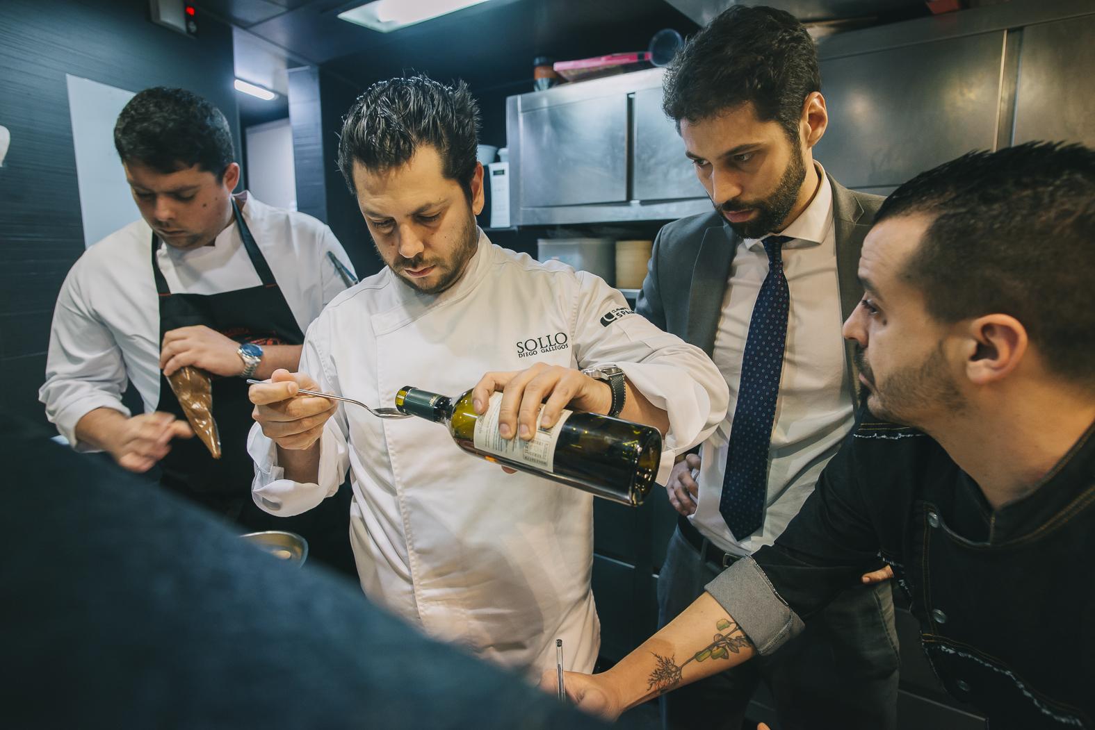 Comienza el festival que reúne a Albert Adrià, Ricard Camarena, Johannes King y más chefs hasta sumar 11 Estrellas Michelin