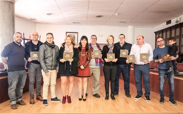 Santa Pola (Alicante) reconoce con 'Estrellas de Mar' la calidad turística de sus establecimientos