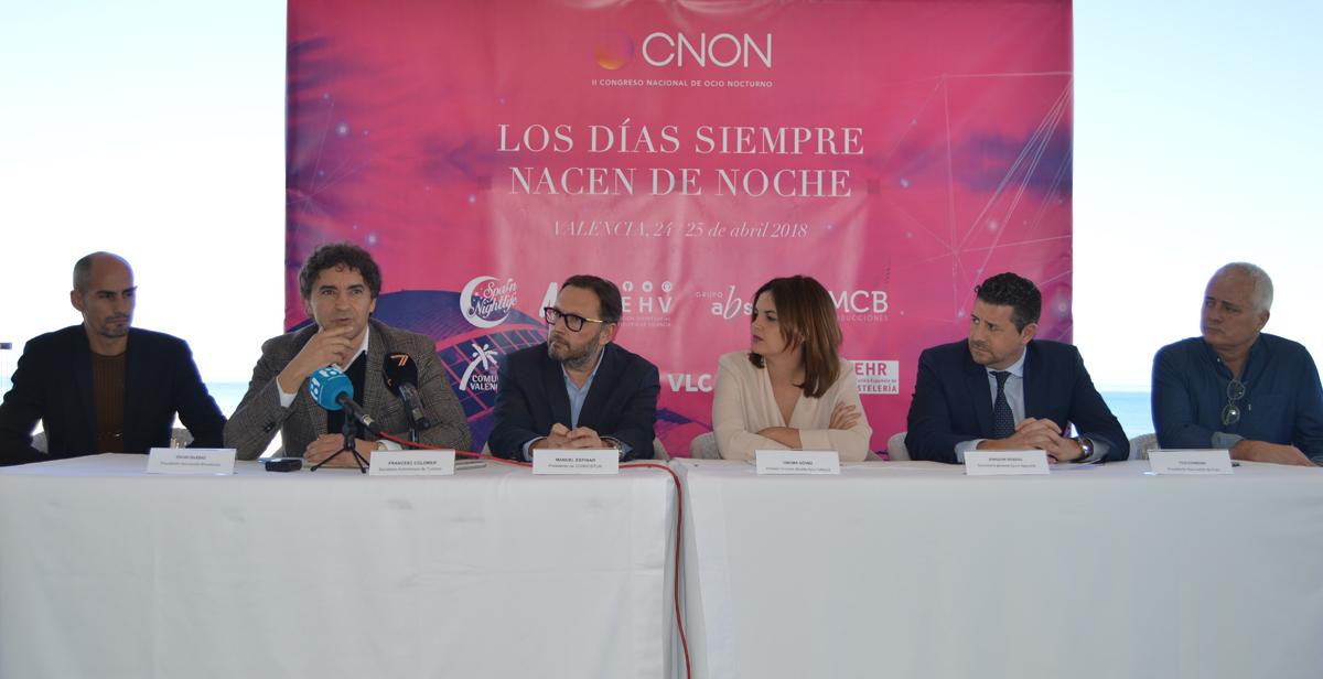 Valencia será la capital de la industria del Ocio Nocturno en Abril