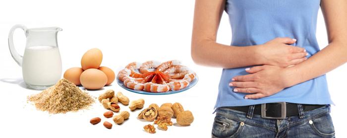 La inflamación alimentaria y sus causas