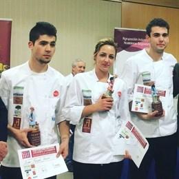 La valenciana Àngels Saiz, ha ganado el XVIII Concurso Nacional de Jóvenes Cocineros