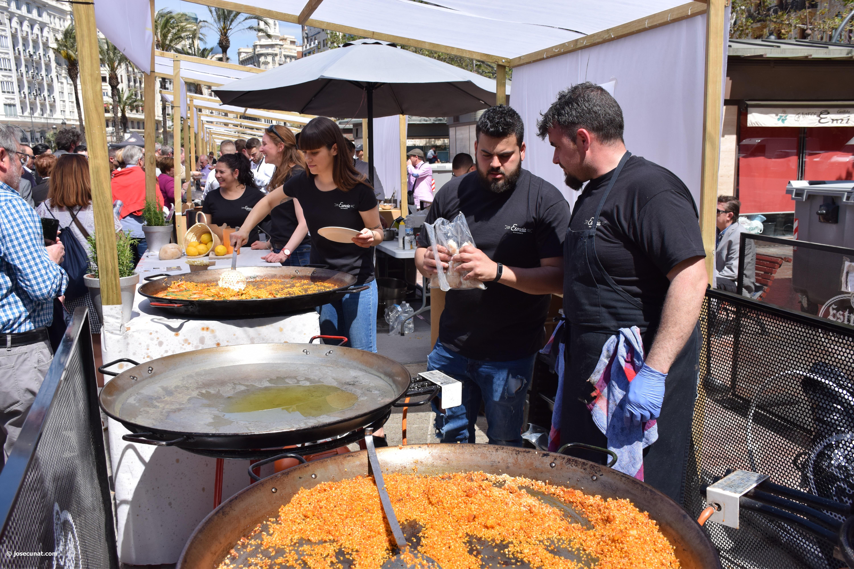 IV edición del TASTARRÒS:La gran fiesta del arroz amplia su horario con propuestas para toda la familia
