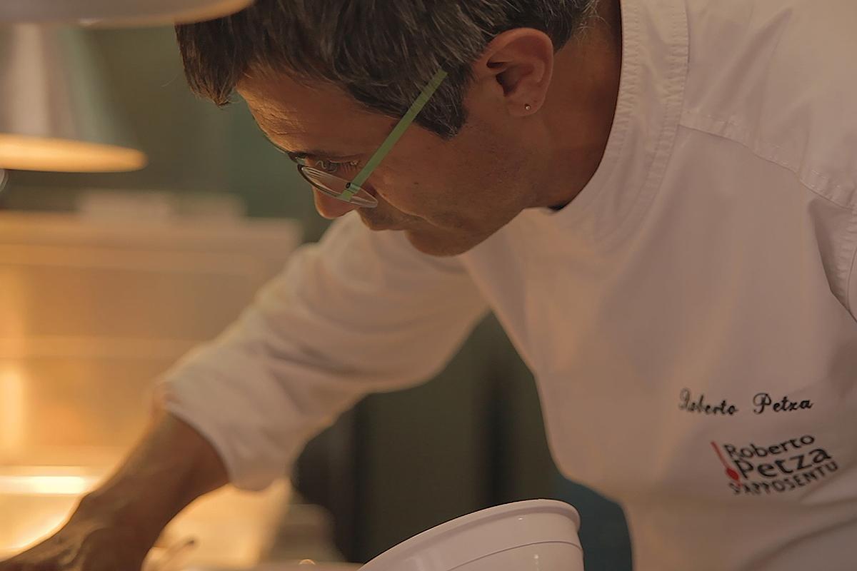 El chef Roberto Petza, con una estrella Michelin, protagoniza Jazz&Cookin'