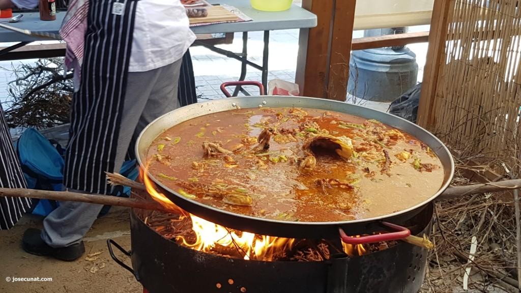 Castellón: 'Arrocito de Castelló', nuevo concurso internacional a partir de la elaboración tradicional a leña