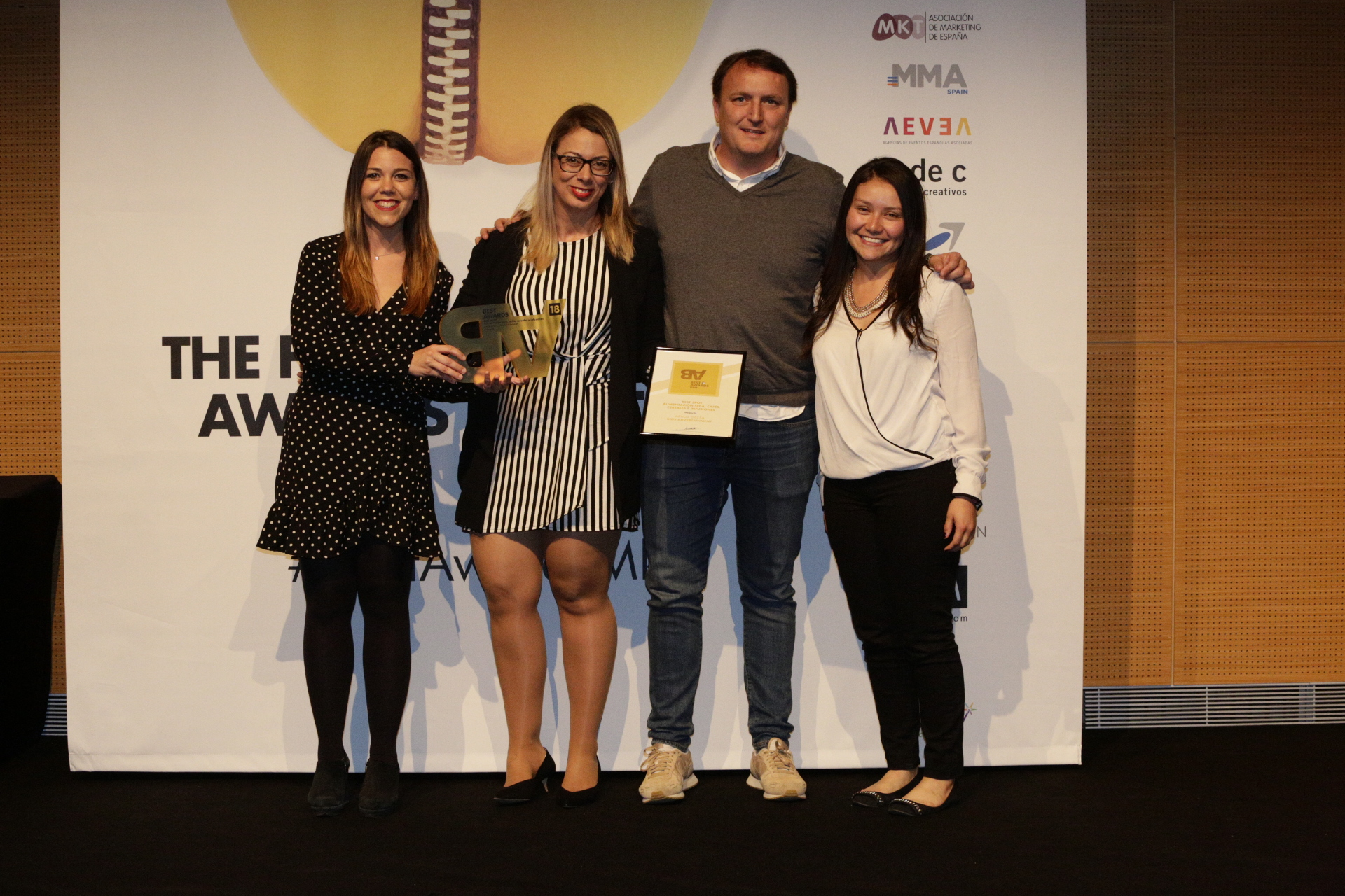 Kids Advertainment, la tercera agencia más premiada en los Best Awards 2018