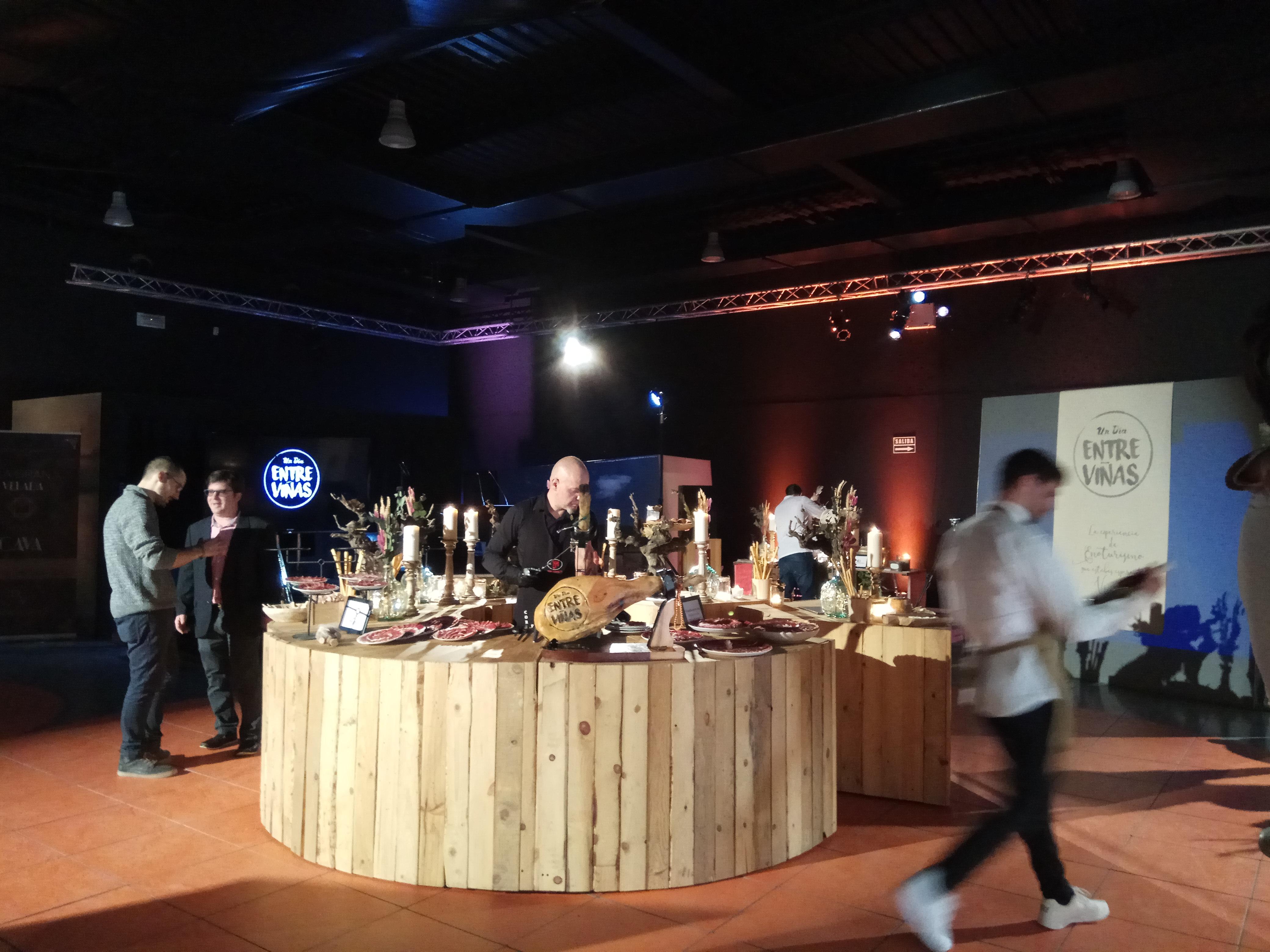 Tardes de vino y turismo en el nuevo Cubo #visitcomarquesvalència