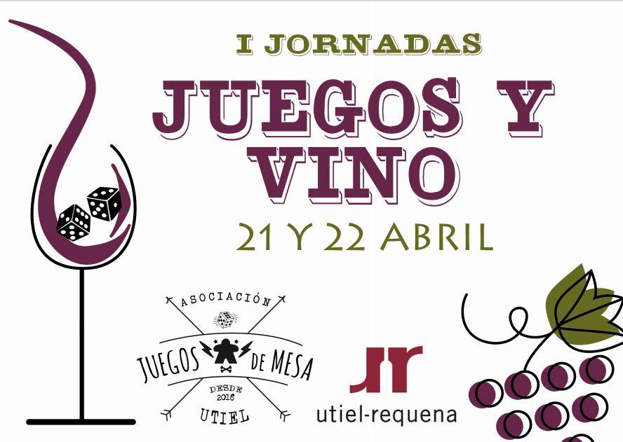 """Jornadas de """"Juego y Vino"""" en la DO Utiel-Requena"""